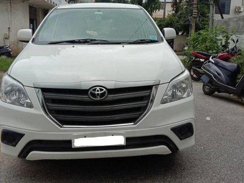 2016 Toyota Innova 2.5 GX (Diesel) 7 Seater BS IV MT in Bangalore