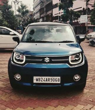Used 2018 Maruti Suzuki Ignis 1.2 Alpha MT for sale in Kolkata-8