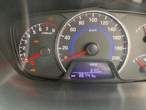 Hyundai Grand i10 Sportz 2016 MT for sale in Mumbai