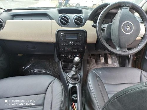 2013 Renault Duster 110PS Diesel RxL MT for sale in Ahmedabad