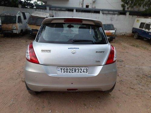 Maruti Swift ZDi BSIV 2016 MT for sale in Hyderabad