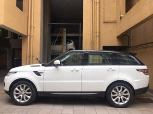 2014 Land Rover Range Rover Sport SE AT in Mumbai