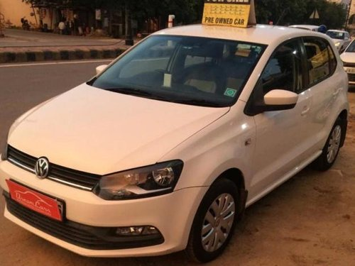 Volkswagen Polo 1.2 MPI Comfortline 2015 MT for sale in Ajmer-9