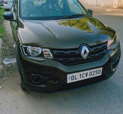 Used 2016 Renault KWID MT for sale in New Delhi