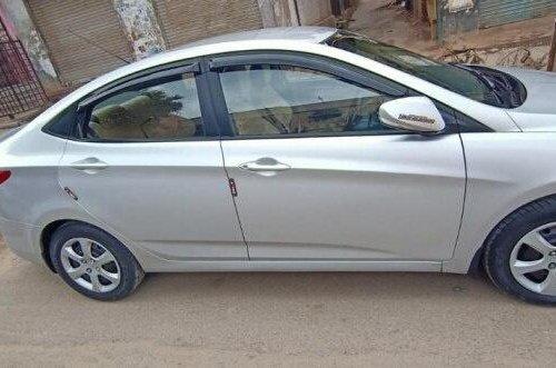 2013 Hyundai Verna SX Diesel MT for sale in Bangalore