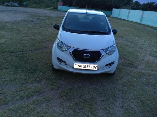 Datsun GO A 2018 MT for sale in Hyderabad