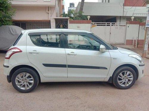 Maruti Suzuki Swift ZXI 2014 MT for sale in Hyderabad