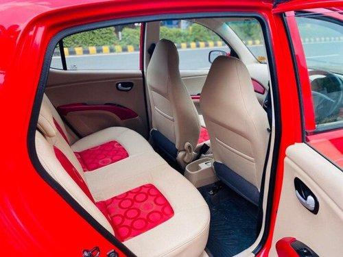 Used 2009 Hyundai i10 Sportz 1.2 MT in Ahmedabad