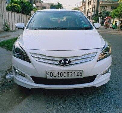 Used 2015 Hyundai Verna 1.6 CRDi S MT in New Delhi