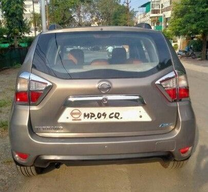Used 2014 Nissan Terrano XE 85 PS MT for sale in Indore
