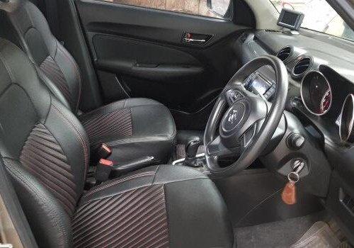 Used 2018 Maruti Suzuki Swift AMT VXI in Bangalore