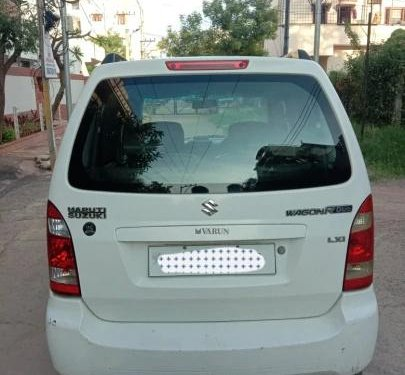 2009 Maruti Suzuki Wagon R LXI MT for sale in Hyderabad