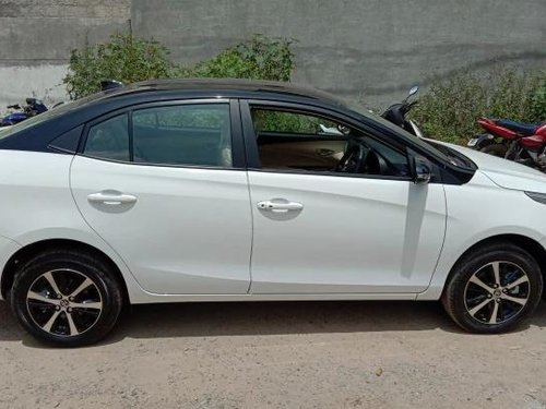 2019 Toyota Yaris V CVT AT for sale in Bangalore