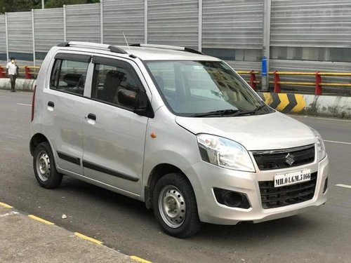 Used Maruti Suzuki Wagon R LXI 2014 MT for sale in Mumbai