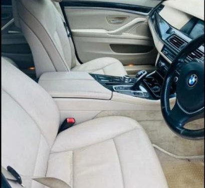 Used 2010 BMW 5 Series 530d M Sport AT for sale in Mumbai