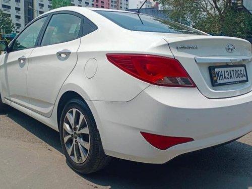 Hyundai Verna SX 2015 MT for sale in Thane