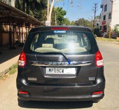 Maruti Ertiga SHVS ZDI Plus 2017 MT for sale in Indore