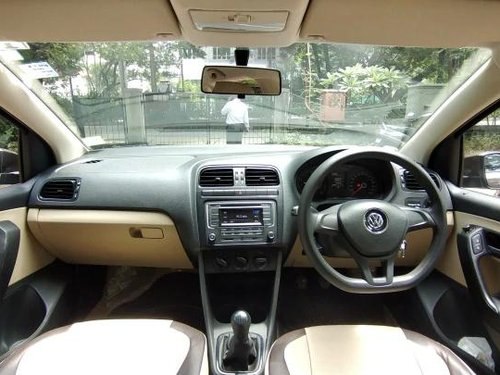 Used Volkswagen Ameo 1.2 MPI Comfortline 2017 MT for sale in Pune