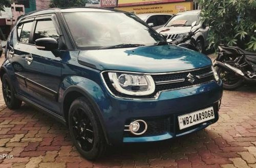 Used 2018 Maruti Suzuki Ignis 1.2 Alpha MT for sale in Kolkata