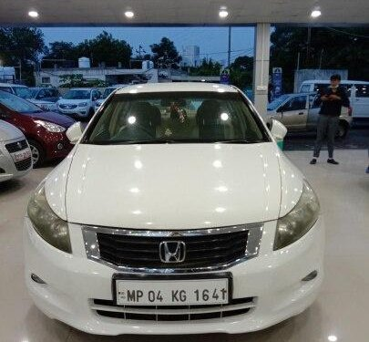 Used 2010 Honda Accord 2.4 MT for sale in Bhopal
