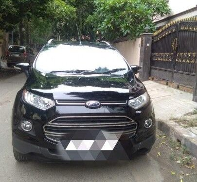 2016 Ford EcoSport 1.5 Petrol Titanium AT in Chennai