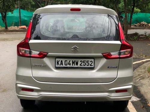 Maruti Suzuki Ertiga VXI 2019 MT for sale in Bangalore