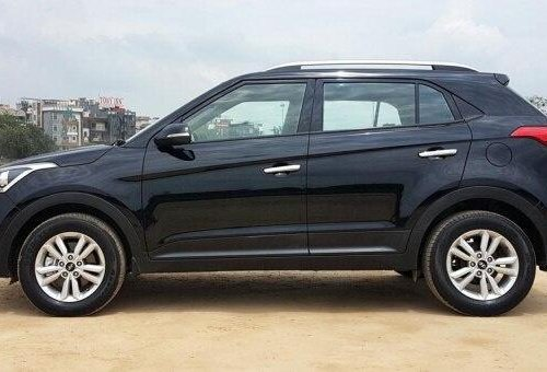 2016 Hyundai Creta 1.6 SX Option Diesel MT for sale in New Delhi