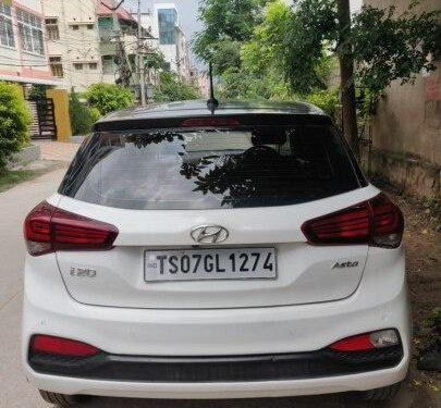 Used 2018 Hyundai Elite i20 1.2 Asta MT for sale in Hyderabad