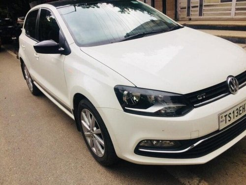 2017 Volkswagen Polo GT TSI Sport Edition AT in Hyderabad