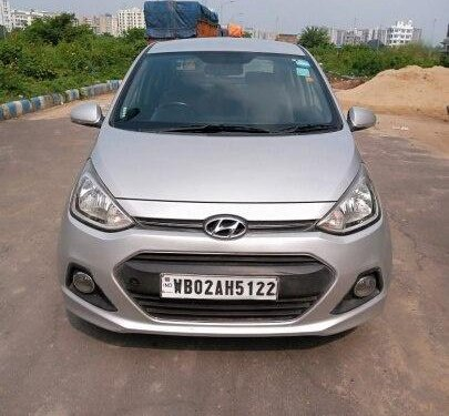 2015 Hyundai Xcent 1.2 Kappa SX Option MT for sale in Kolkata