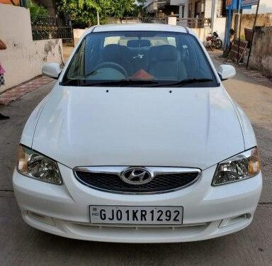 2012 Hyundai Accent Executive MT in Ahmedabad-7