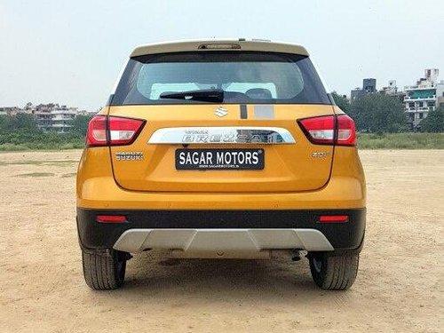 2016 Maruti Vitara Brezza ZDi Plus Dual Tone MT in New Delhi
