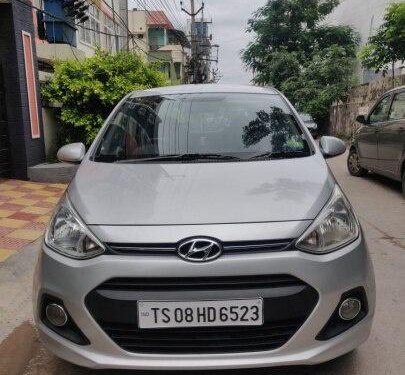 Hyundai i10 Magna 2016 MT for sale in Hyderabad