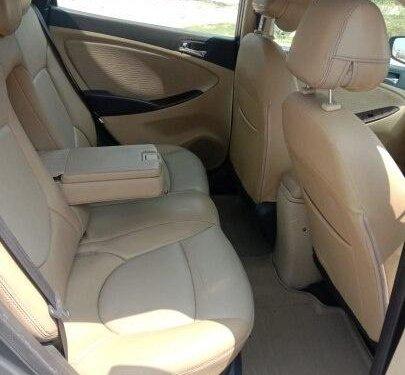 2013 Hyundai Verna MT for sale in New Delhi