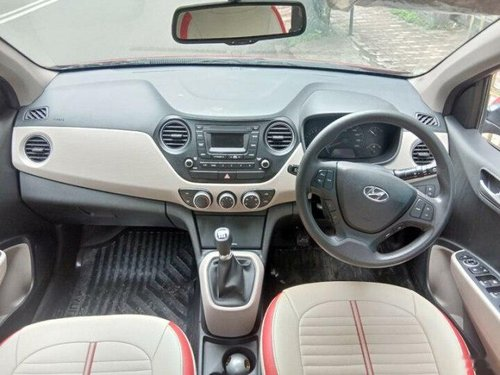 Hyundai Xcent 1.2 Kappa SX 2016 MT for sale in Pune