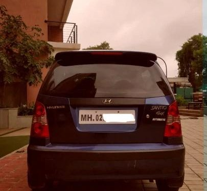Used 2008 Hyundai Santro AT CNG for sale in Pune