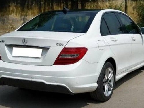 Used 2015 Mercedes Benz C-Class C 220 CDI Elegance AT in New Delhi