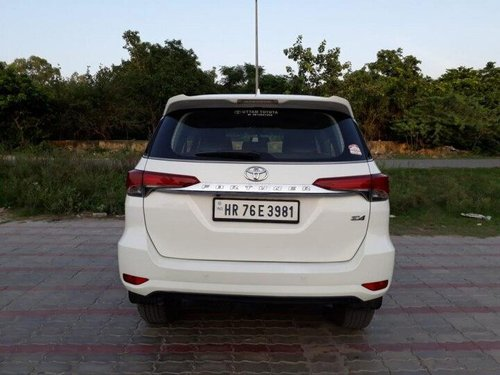 Used 2018 Toyota Fortuner 2.8 4WD AT for sale in New Delhi