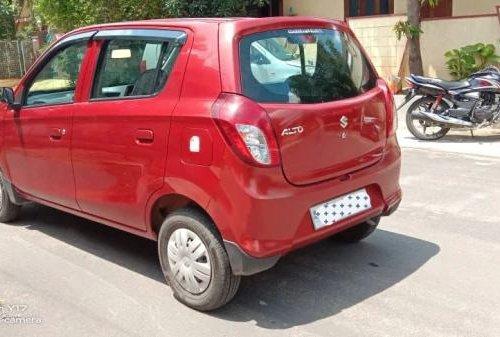 2019 Maruti Suzuki Alto 800 LXI Optional MT in Hyderabad