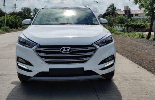 2017 Hyundai Tucson 2.0 e-VGT 4WD AT GLS in Pune