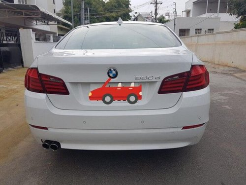 Used 2011 BMW 5 Series 2013-2017 AT for sale in Coimbatore