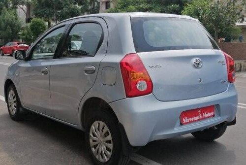 Used 2012 Toyota Etios Liva 1.4 GD MT for sale in Ahmedabad