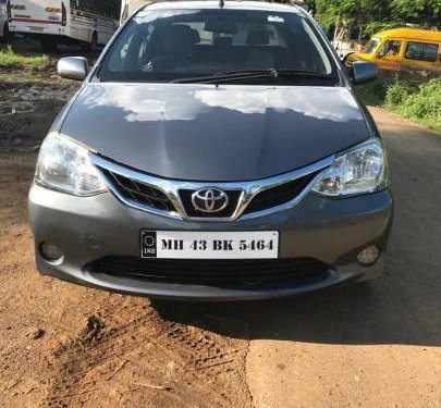 Toyota Platinum Etios 2018 MT for sale in Nashik