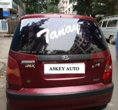 2008 Hyundai Santro Xing GLS MT for sale in Mumbai