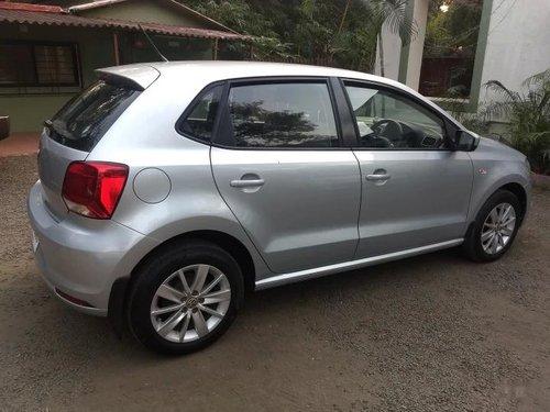 Volkswagen Polo 1.2 MPI Highline 2015 MT for sale in Pune