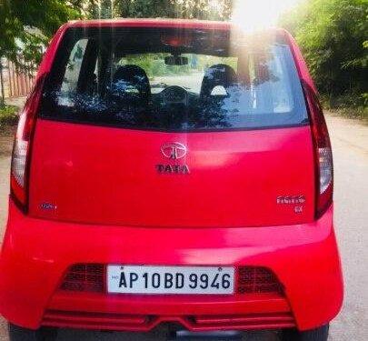 Used 2012 Tata Nano Cx BSIV MT for sale in Hyderabad