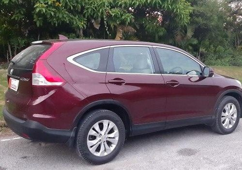 2014 Honda CR V 2.0L 2WD MT for sale in Hyderabad