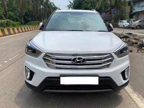 2015 Hyundai Creta 1.6 CRDi AT SX Plus for sale in Mumbai