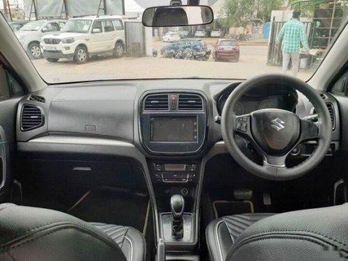 2018 Maruti Suzuki Vitara Brezza ZDi Plus AMT Dual Tone in Jaipur