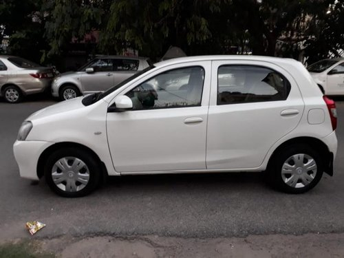 Used 2015 Toyota Etios Liva 1.4 GD MT for sale in New Delhi